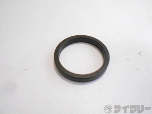 コラムスペーサー 5/29.0mm ブラック