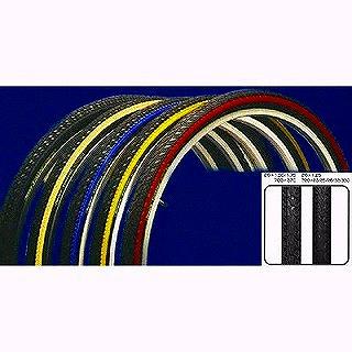 タイヤ ツーキニスト 26x1.75HE 黒/黒  8H261-TKN-B4