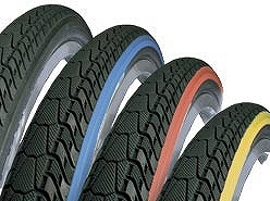 タイヤ パセラコンパクト 18x1.50 ブラック