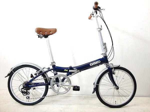 フォールディングバイク AL061