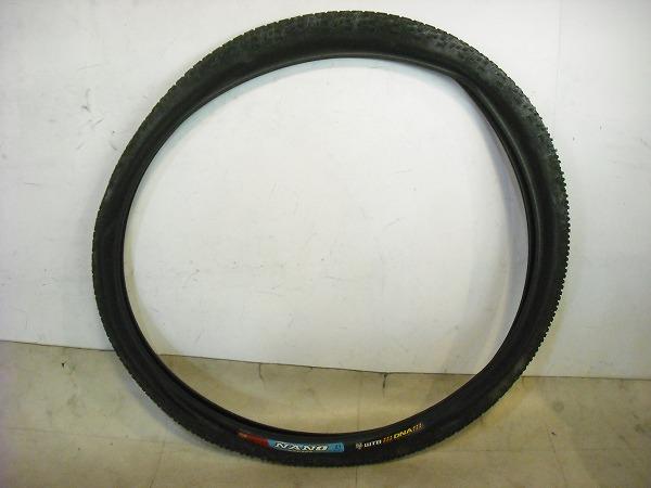 ブロックタイヤ NANO RAPTOR 29x47/52c クリンチャー ブラック