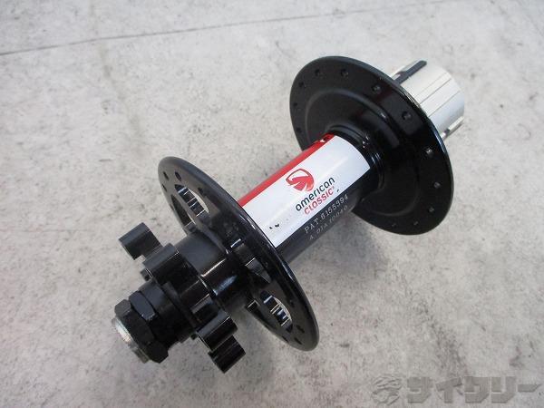 リアハブ 32H/150mm/12mm ブラック