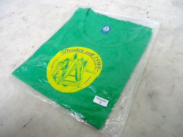 女性用Tシャツ グリーン サイズ:S