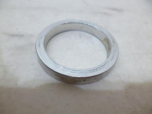 コラムスペーサー 28.6/5mm シルバー