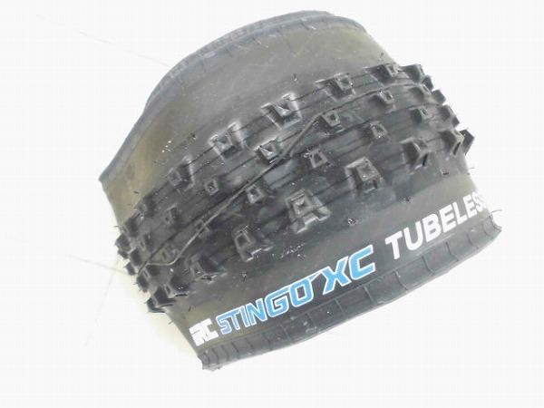 チューブレスタイヤ STINGO XC 26x1.90