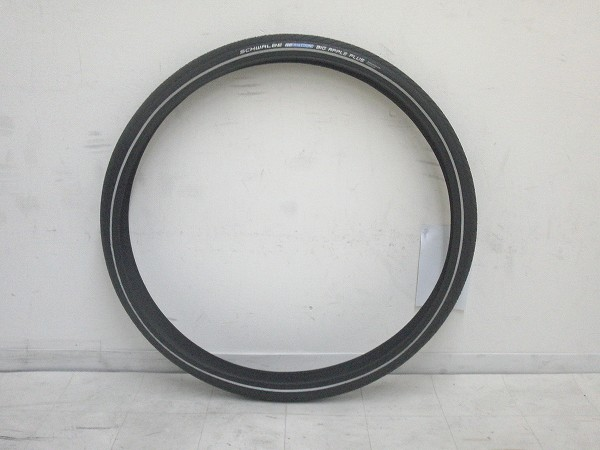 クリンチャータイヤ BIG APPLE PLUS 28x2.00 ブラック