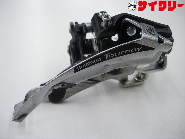 フロントディレイラー FD-TX51 34.9mm 3x6/7s デュアル ※不備有