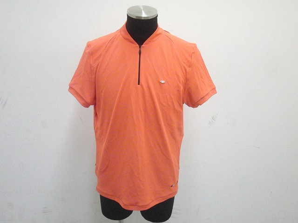 アクティビティポロシャツ DB サイズ:XL オレンジ
