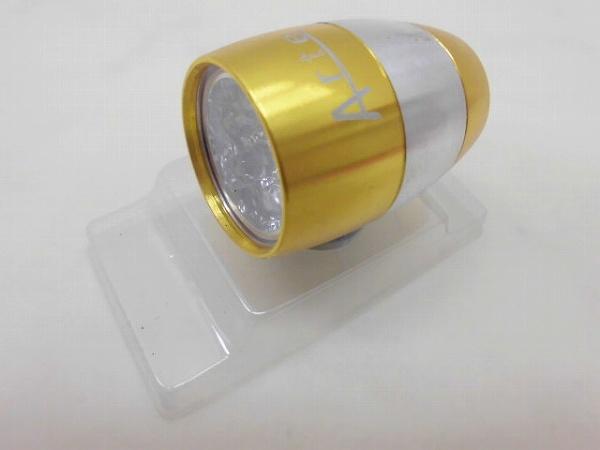 フロントライト mini Safety Light 6LED ゴールド