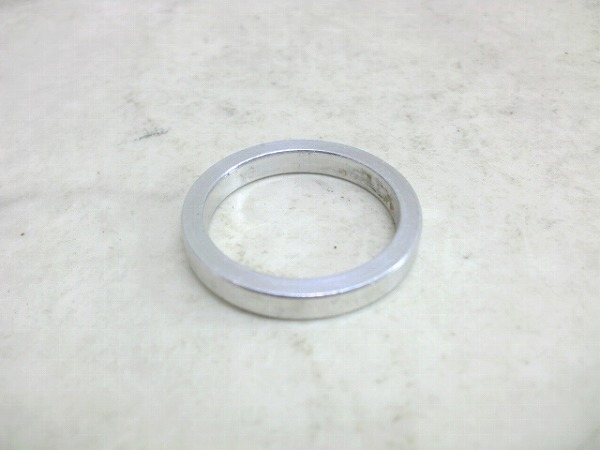 コラムスペーサー 5mm/28.6mm シルバー