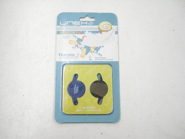 ディスクブレーキパッド UN-BP002 ブルー