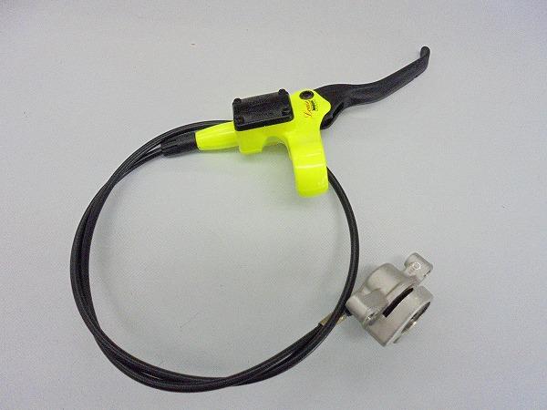 フロント油圧ブレーキセット Loise 760mm