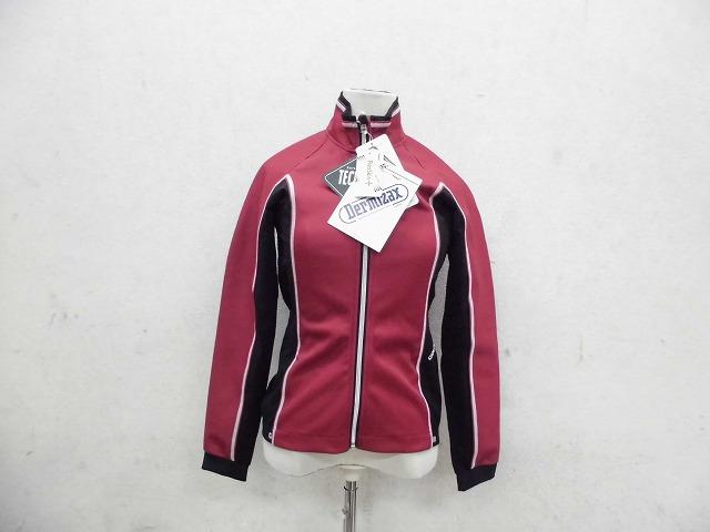 レディースジャケット GWB1056W Sサイズ レッド