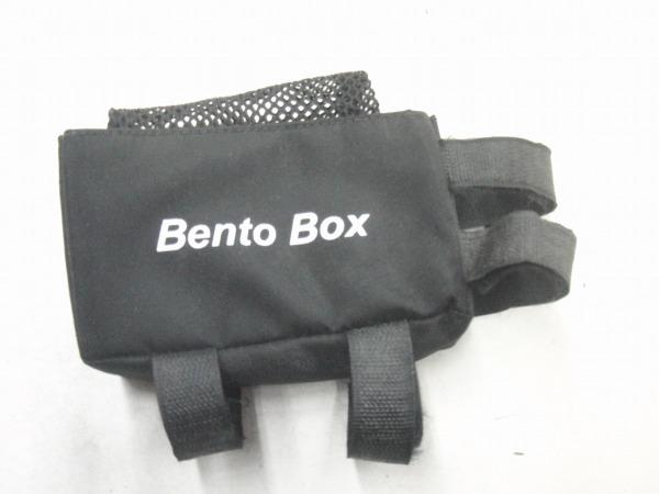 フレームバッグ Bento Box 80/135/45mm ブラック