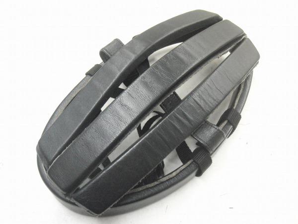 ヘルメットギア Lサイズ ブラック