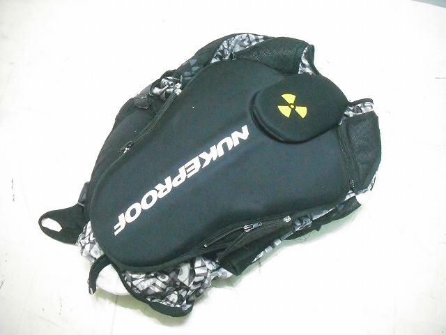 プロテクタージャケット Sサイズ グレー/ブラック