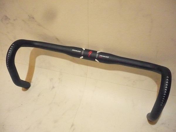 ドロップハンドル ERGO 31.8/420mm ブラック