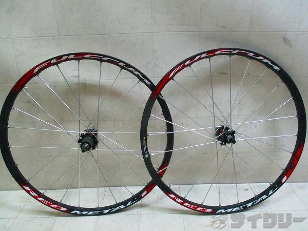ホイールセット Red Metal-1XL 26インチ