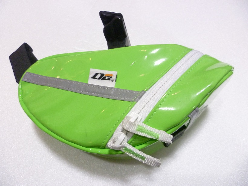 サドルバッグ ジーナバッグ01 Mサイズ グリーン