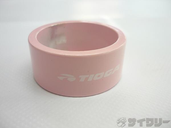 コラムスペーサー 15mm/OS ピンク