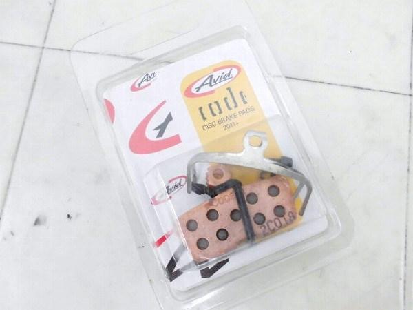 ブレーキパッド CODA 2011年以降専用品