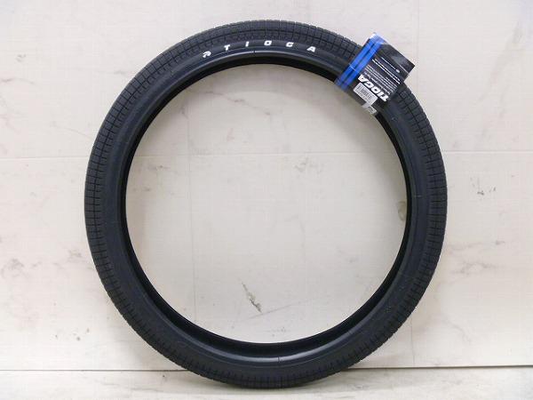 クリンチャータイヤ FACTORY FS100 20x2.10 ブラック