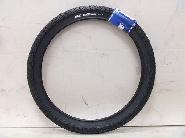 クリンチャータイヤ HARDIES 20x1.95(406) ブラック