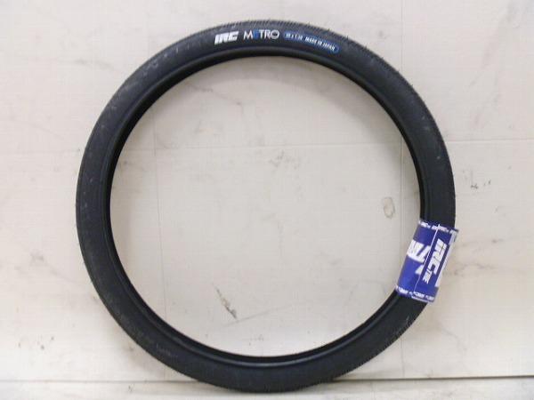 クリンチャータイヤ METRO 20×1.50(406) ブラック