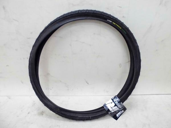 クリンチャータイヤ METRO Ⅱ 26x2.0 ブラック