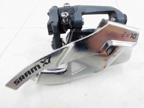 フロントディレイラー X7 2x10s用 φ35