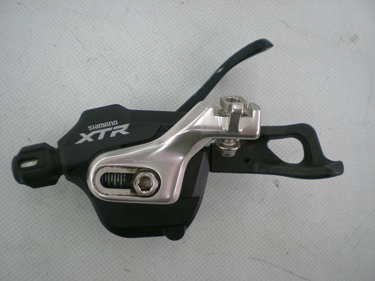 シフター XTR SL-M980 フロントのみ 2/3s