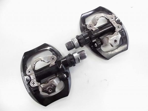 片面ビンディングペダル PD-A530 SPD ブラック