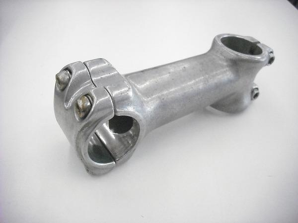 アヘッドステム 105/31.8/28.6mm アルミ シルバー