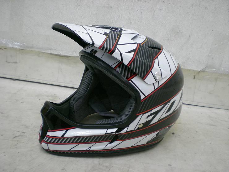 lフルフェイスヘルメット RAMAGE XLサイズ
