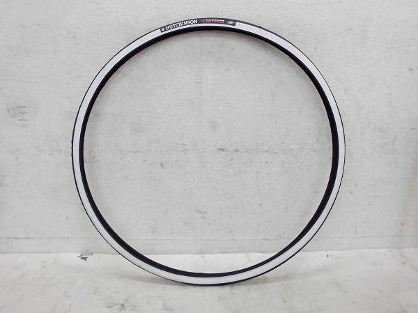 クリンチャータイヤ NITRO 700×23C ブラック/ホワイト