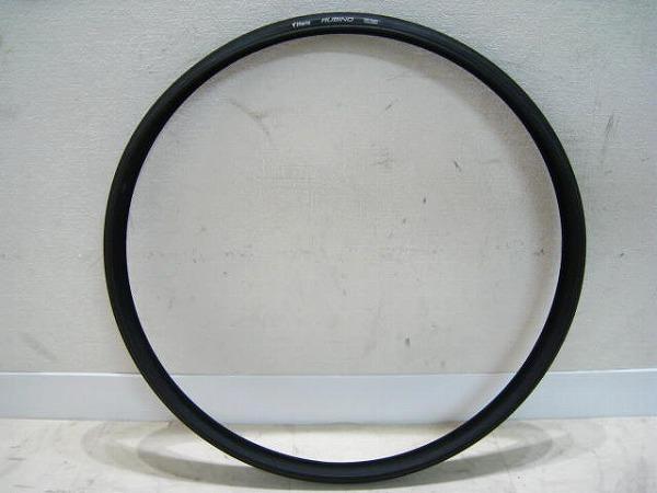 クリンチャータイヤ RUBINO 700x25c ブラック