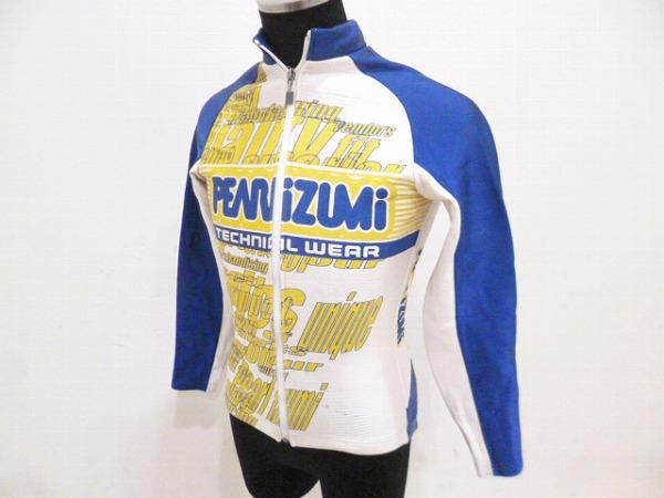 ジャケット Mサイズ ブルー/ホワイト
