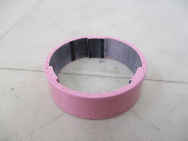 カーボンコラムスペーサー OS/10mm ピンク