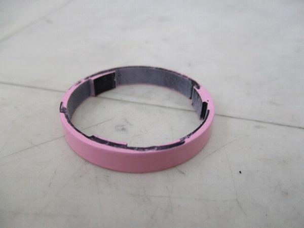 コラムスペーサー OS/5mm ピンク
