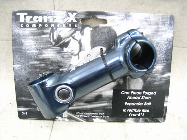 ステム ZANZI 100/25.4/28.6mm ブルー系