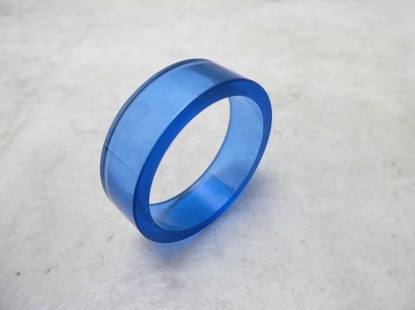 コラムスペーサー 10mm/OS 樹脂 ブルー