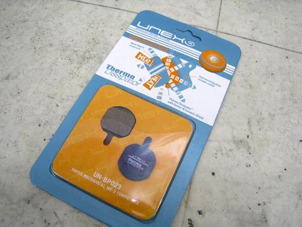 ディスクブレーキパッド UN-BP023
