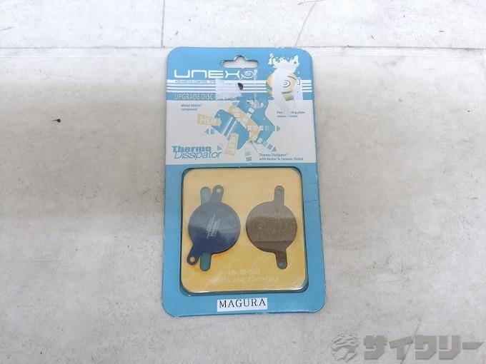 ディスクブレーキパッド UN-BP003