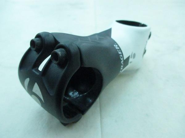 カーボンアヘッドステム XXX LITE 80mm/31.8mm/OS