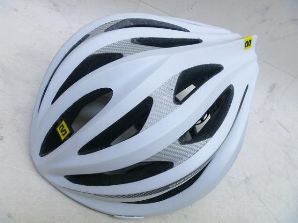 ヘルメット ERGORIDE PLASMA MF 58-63cm Lサイズ