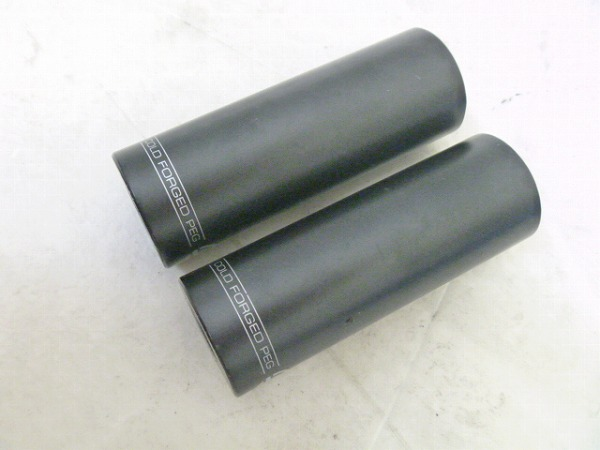 ペグ 10mm/14mm(実測) ブラック