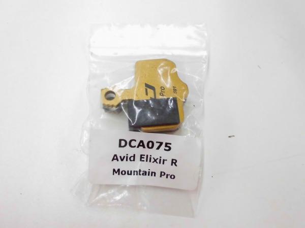ディスクブレーキパッド Avid Elixir R Mountain Pro DCA075