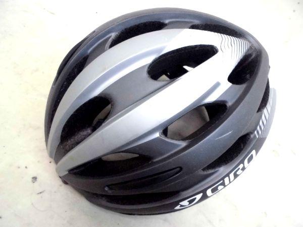 ヘルメット TRINITY 54-61cm へこみ有り