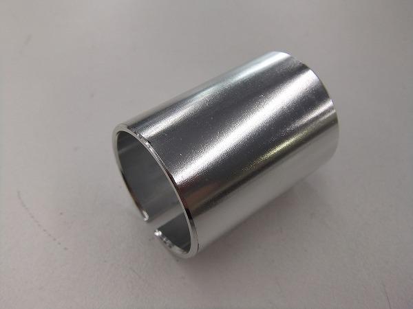 シートポストシム 25.4-28.6mm シルバー