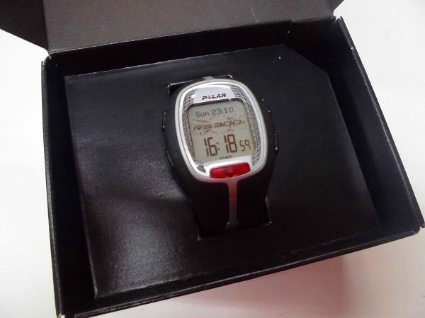 ハートレイトモニター RS300X 心拍計 未使用品